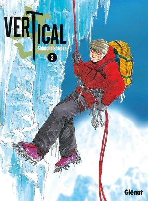couverture, jaquette Vertical 3  (Glénat Manga) Manga