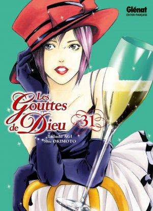 couverture, jaquette Les Gouttes de Dieu 31  (Glénat Manga)