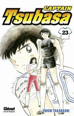 couverture, jaquette Captain Tsubasa 23 Réédition Française (Glénat Manga) Manga
