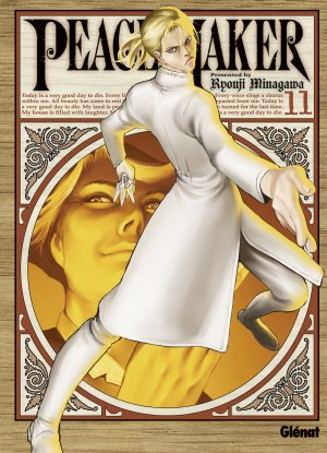 couverture, jaquette PeaceMaker 11  (Glénat Manga) Manga