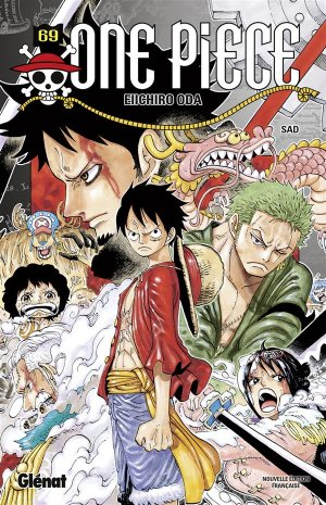 One Piece T.69
