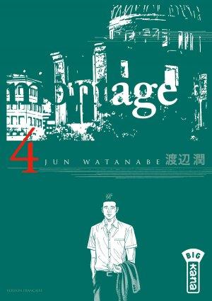 couverture, jaquette Montage 4  (kana)