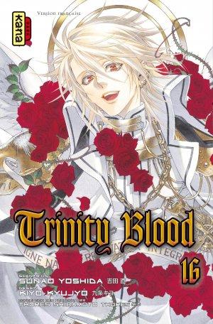 couverture, jaquette Trinity Blood 16  (kana) Manga
