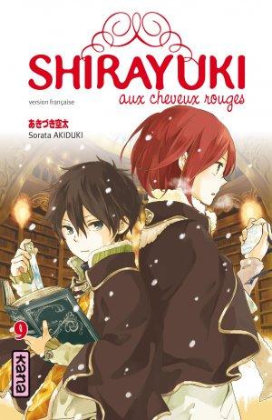 Shirayuki aux cheveux rouges # 9