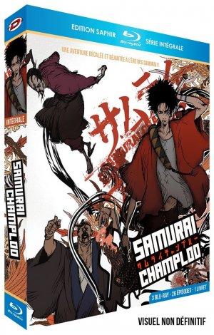 Samurai Champloo édition SAPHIR
