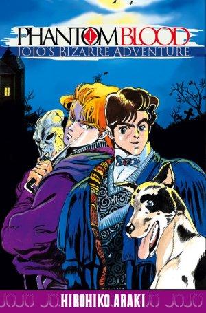 Jojo's Bizarre Adventure édition Partie 1 Phantom Blood