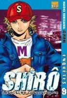 couverture, jaquette Shiro, Détective Catastrophe 9  (Taifu Comics)