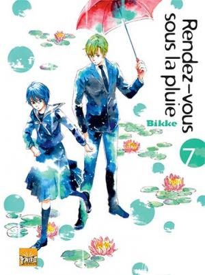 couverture, jaquette Rendez-vous sous la pluie 7  (Taifu Comics)