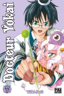 couverture, jaquette Docteur Yôkai 7  (Pika)