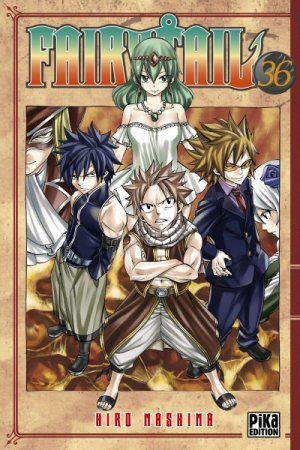 Fairy Tail #36