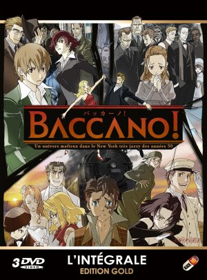 Baccano ! édition Collection GOLD