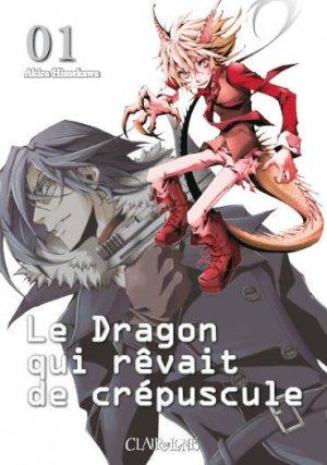 Le Dragon qui rêvait de crépuscule T.1