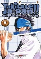 couverture, jaquette Yakitate!! Japan 8  (Delcourt Manga)