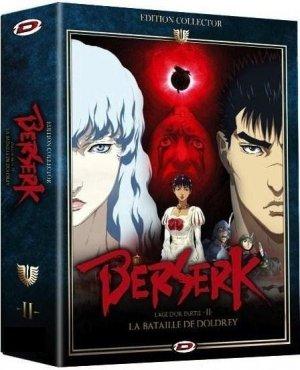 Berserk - L'Âge D'Or - Partie 2 : La Bataille De Doldrey édition DVD Collector