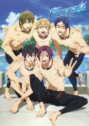 Free! - TV Anime Official Fan Book édition Simple