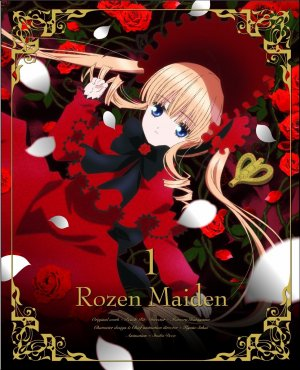 Rozen Maiden (2013) édition Simple - Blu-Ray