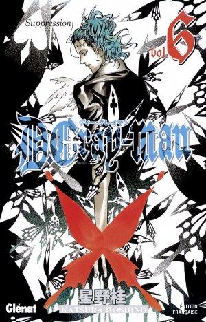 couverture, jaquette D.Gray-Man  6 Édition originale (Glénat Manga)