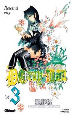 D.Gray-Man  #3