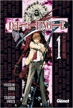 Death Note édition Espagnole