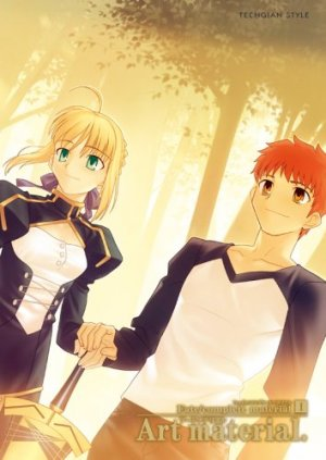 Fate/complete material édition Simple