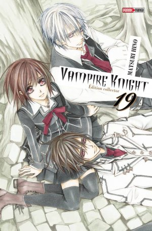 Vampire Knight édition Collector limitée tome 19