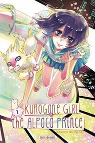 Kurogane Girl & the Alpaca Prince T.1
