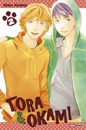 Tora & Ookami T.2