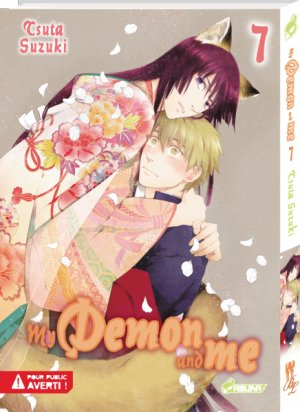 My demon and me T.7