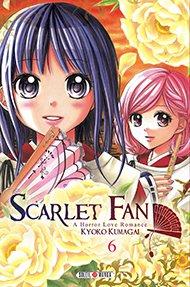 Scarlet Fan T.6