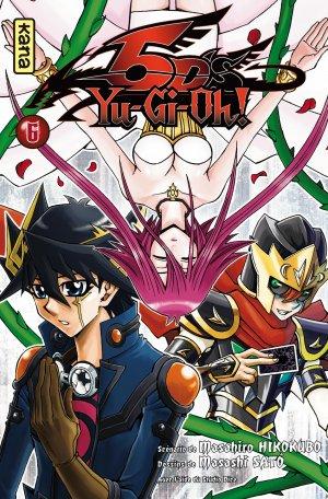 couverture, jaquette Yu-Gi-Oh! 5D's 6  (kana) Manga