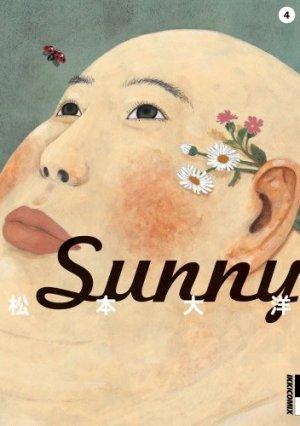 couverture, jaquette Sunny 4  (Shogakukan)