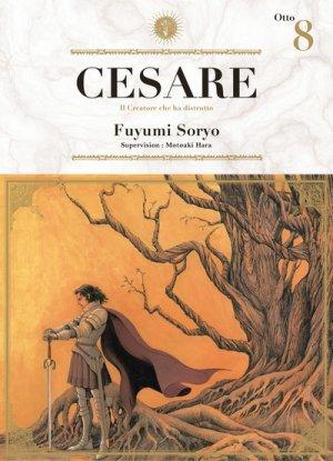 couverture, jaquette Cesare 8  (Ki-oon)