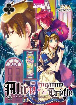 couverture, jaquette Alice au Royaume de Trèfle - Cheshire Cat Waltz 6  (Ki-oon)