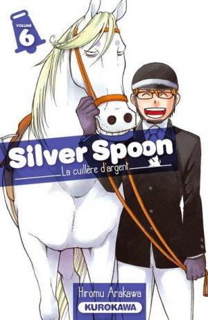 Silver Spoon - La Cuillère d'Argent T.6