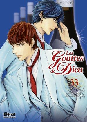 couverture, jaquette Les Gouttes de Dieu 33  (Glénat Manga)