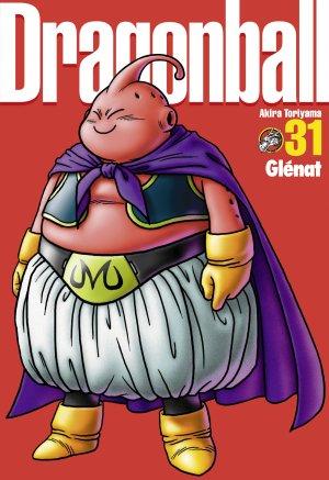 couverture, jaquette Dragon Ball 31 Perfect édition (Glénat Manga)
