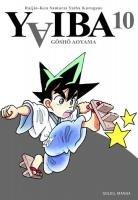 couverture, jaquette Yaiba 10  (soleil manga)