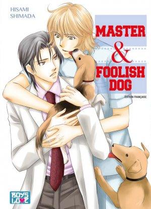 Master & foolish dog