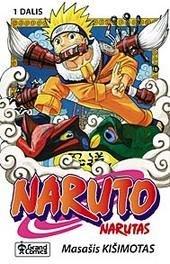 Naruto édition Lituanienne