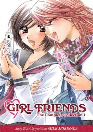 Girl Friends édition Omnibus