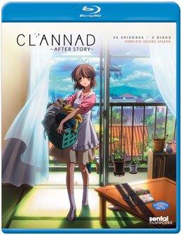 Clannad - after story- Série TV animée