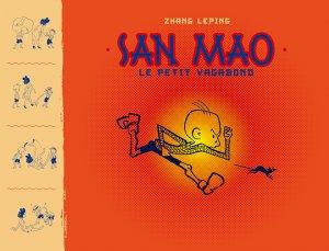 couverture, jaquette San Mao - Le petit vagabond   (Editions Fei)