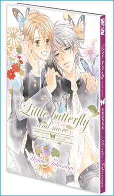 Takanaga Hinako - Art Book - Little Butterfly and More édition Simple