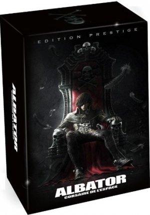 Albator, corsaire de l'espace - Le Film + le manga édition Prestige