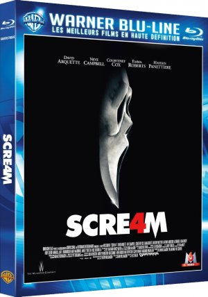 Scream 4 édition Simple