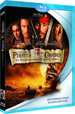 Pirates des Caraïbes : la Malédiction du Black Pearl édition Simple