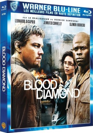Blood diamond édition Simple