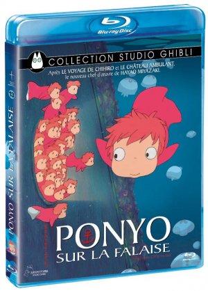 Ponyo sur la falaise édition Simple