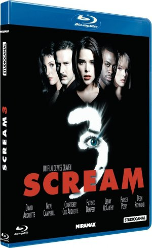 Scream 3 édition Simple