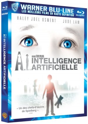 A.I. Intelligence artificielle édition Simple